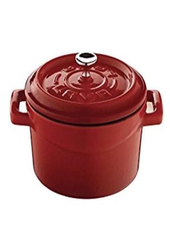 Lava red Lava Cast Iron Mini Casserole - 10 cm 43826HL57E0792GS_1