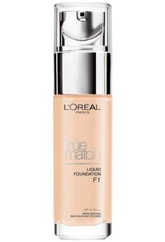 True Match Liquid Foundation Rose Ivory 30Ml