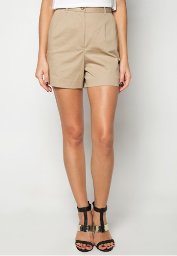 Dolce & Gabbana beige Tailored Shorts DA093AA49TOWPH_1