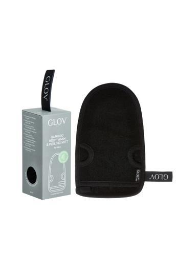 GLOV Glov Body Scrub Wash And Exfoliating Glove For Man C0748BE9657F93GS_1