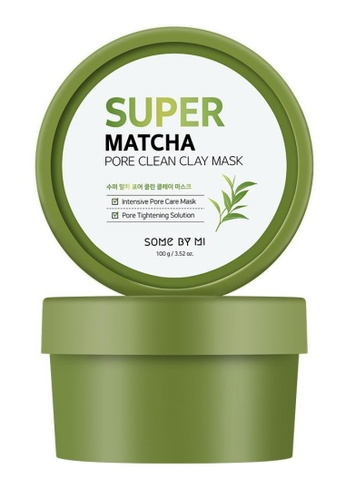 SOMEBYMI Somebymi Super Matcha Pore Clean Clay Mask 100g 158A1BEC739BD5GS_1