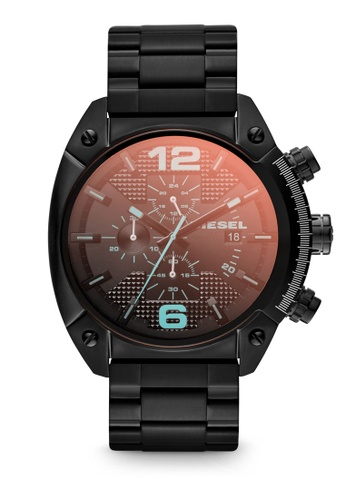 Diesel black Diesel Overflow Stainless Steel Watch DZ4316 DI095AC34UCZMY_1