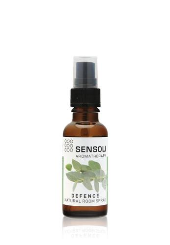 Sensoli Aromatherapy SENSOLI Aromatherapy Natural Room Spray 30ML - Defence 9D719HLCC80A25GS_1
