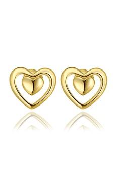Kara Gold Earrings