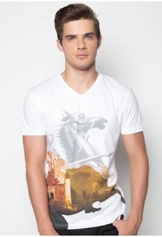 V/N Graphic Shirt