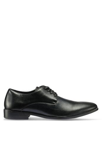 Bata black Business Dress Shoes BDCABSH10D65D7GS_1