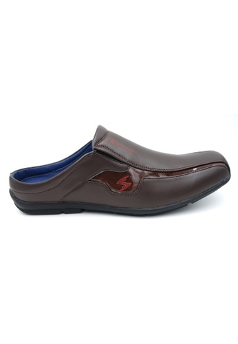 midzone brown EXO SCORPION Loafer 289CDSH223729FGS_1