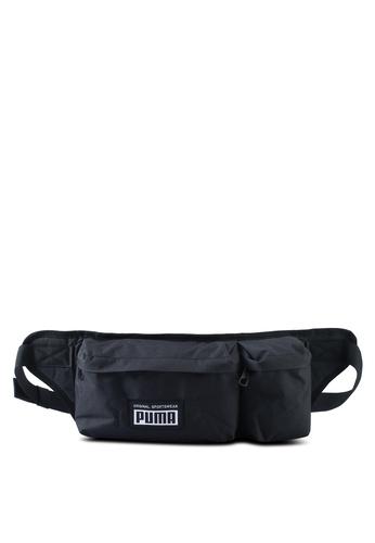 PUMA black Puma Academy Multi Waist Bag 901DEAC42F9704GS_1