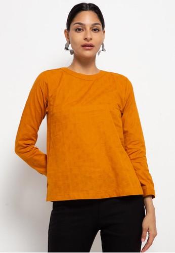 RODEO orange Ella Blouse 348DBAA6AD9552GS_1