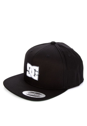 DC black Snappy Cap 5F36FACB0A267AGS_1
