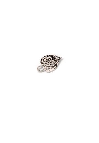 Paulini silver Brooch Sireh S (R) PA011AC01VSSMY_1