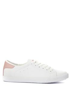 6731c5e59d7569 Appetite Shoes white Lace up Sneakers AP667SH0JKJTPH 1