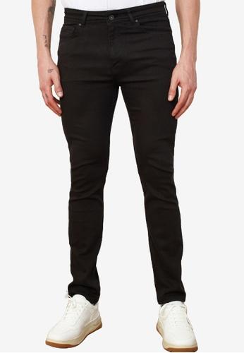 Trendyol black Skinny Jeans EA431AA6EFB906GS_1