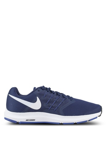 Nike blue Nike Run Swift Shoes FC704SHD2B9943GS_1