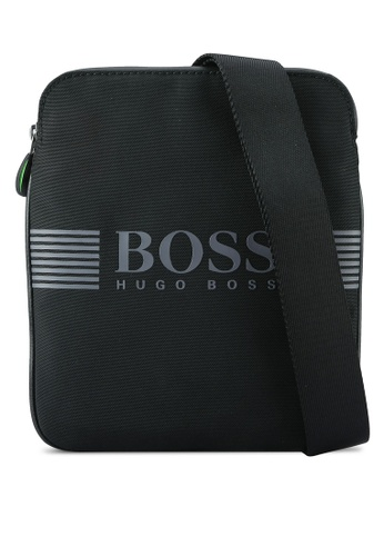 Boss Green black Pixel Bag BO516AC0RPNWMY_1