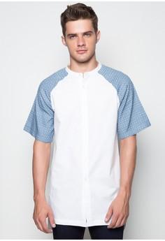 S/S M Button Down Shirt