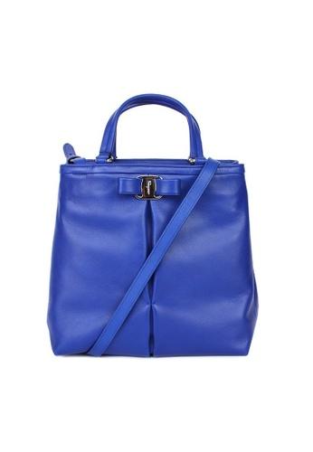 Salvatore Ferragamo blue SALVATORE FERRAGAMO NINETTE BAG 5E846ACA57E76EGS_1