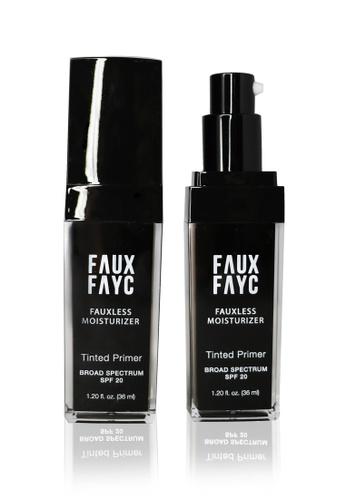 Faux Fayc Fauxless Moisturizer Tinted Primer - Bleach FA334BE90SEJSG_1