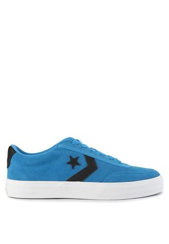 Converse blue and multi Courtlandt-Ox B7D38SH79E8F2FGS 1 ad59d1a67f