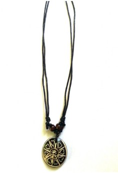 Tribal Design Surfer Necklace