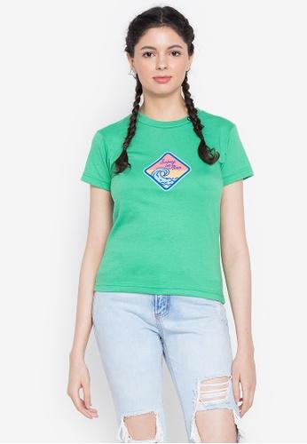 Artwork green Sabay sa Alon T-Shirt D3E14AA122BC3EGS_1