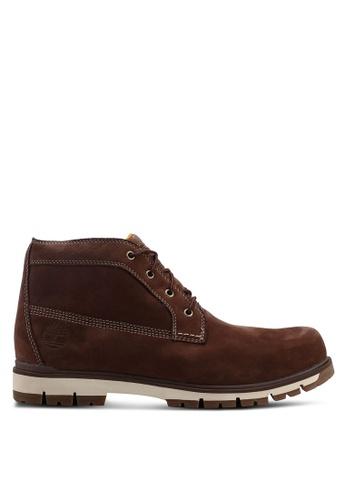 Timberland brown Radford Waterproof Chukka Boots 21B5ESH716CFCBGS_1