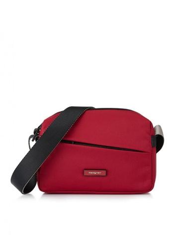 Hedgren red Neutron Sling Bag AAE46AC6F6CFB3GS_1