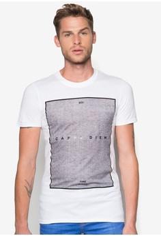 Carpe Diem Print T-Shirt