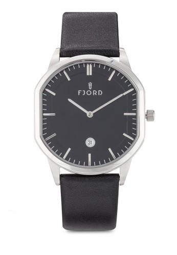 STEIN 雙指針皮革錶, 錶類, esprit服飾飾品配件