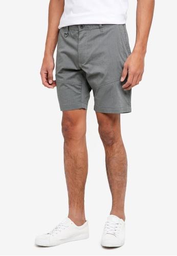 SPARROW GREEN 灰色 Drake Shorts 65F72AA43F4C4BGS_1