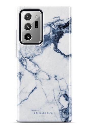 Polar Polar blue Indigo Vase Dual-Layer Tough Case Glossy For Samsung Galaxy Note20 Ultra 5G 0DCDBACD94AD2FGS_1