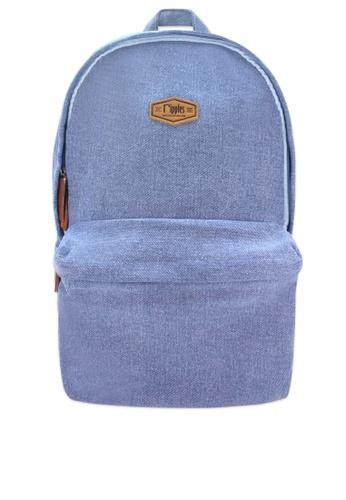 Buy Ripples Sienna Basic Denim Backpack Online on ZALORA Singapore 4d1e8708ef2ea