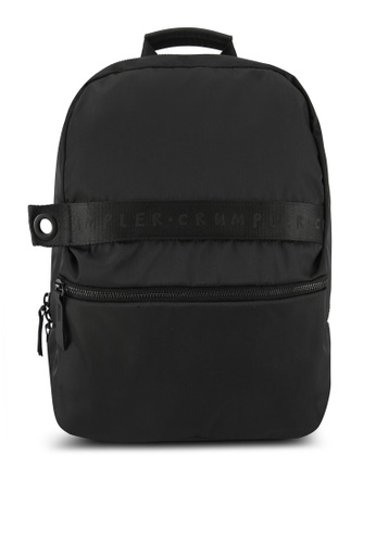 CRUMPLER black View Laptop Backpack F718BAC04A910BGS_1