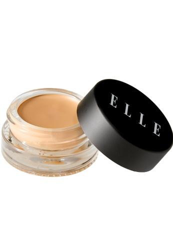 ELLE pink and beige ELLE Makeup Cream Blush Pot Nude A5B01ES4A51C64GS_1