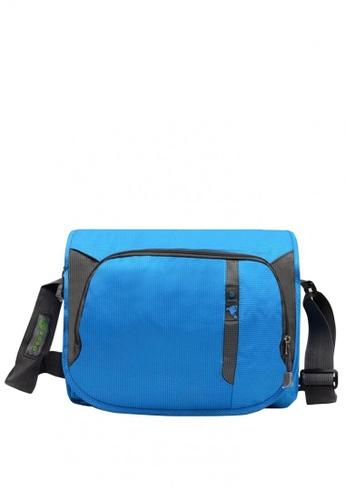 Stylebox blue Bobo SX28018 Messenger/CrossBody Bag 2A085AC9640443GS_1