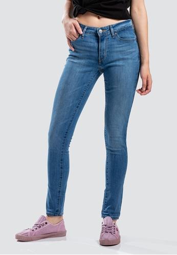 Women Skinny Asia 18881 Levi's 711 0395 Jeans XwOPkZ08Nn