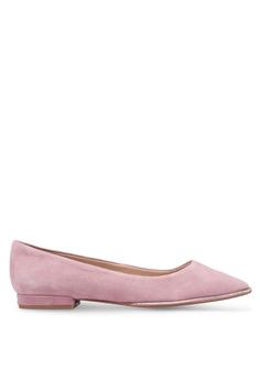 784de1c59587b2 ALDO pink Etheama Ballerina Flats F0999SHD5E79E4GS 1