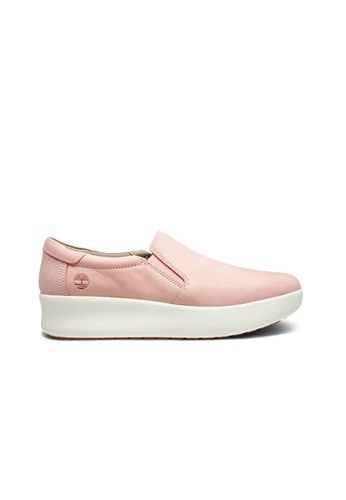 Timberland pink Berlin Park Slip-On FB7F5SH7FE58F2GS_1