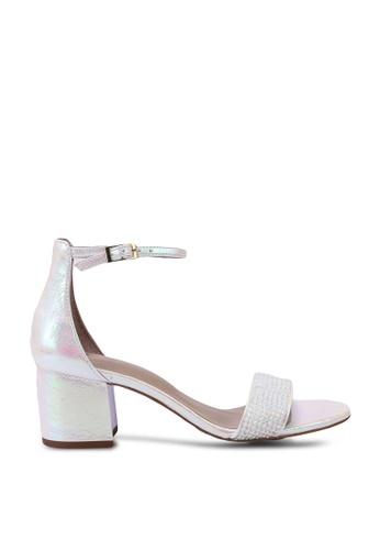 ALDO multi Gladoniel Open Toe Ankle Strap Block Heels FB40DSH762AD8AGS_1