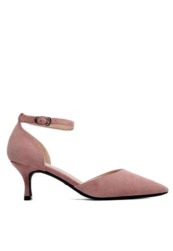 Twenty Eight Shoes Strap Mid Heel 165-1 E2157SHCF119C4GS_1