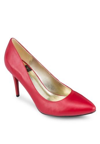 簡約尖頭高跟鞋, 女鞋, zalora鞋鞋