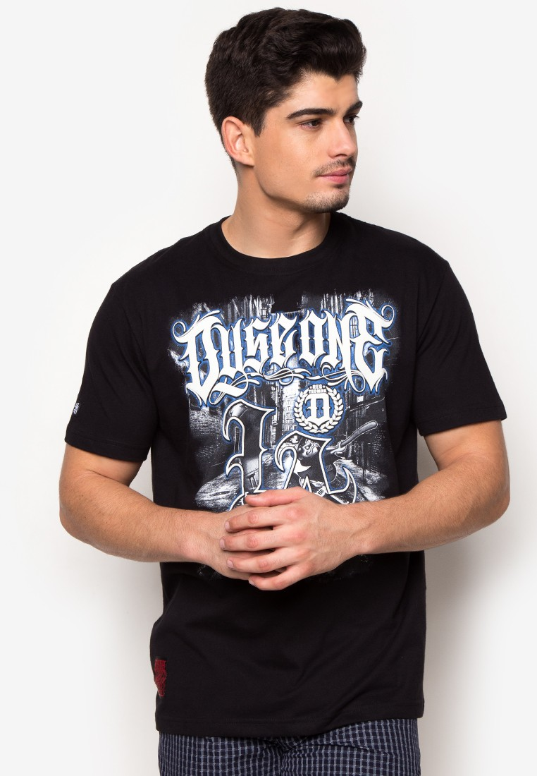Regular Fit Roundneck Shirt