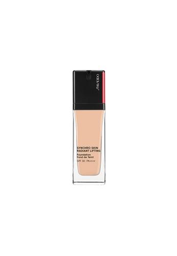 SHISEIDO Shiseido Makeup Synchro Skin Radiant Lifting Foundation - 150 Lace F7630BE2682C3BGS_1