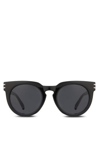 Iconic 經典圓框太陽眼鏡, 飾品配件, zalora鞋圓框