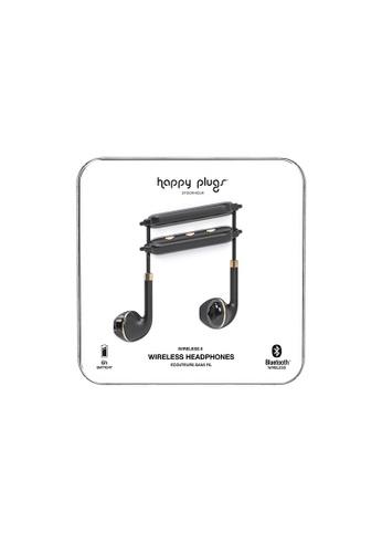 happy plugs black and gold Happy Plugs Wireless II - Black Gold 078C5ACC431803GS_1