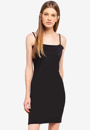 Cotton On black Freya Bodycon Dress 54AA6AAB2BB1A2GS_1