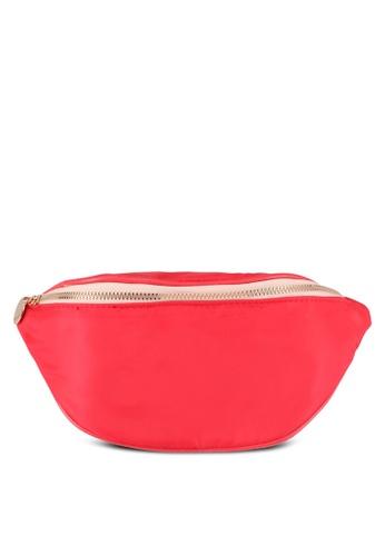 Rubi red Elisa Belt Bag C5AF5AC477B7BAGS_1