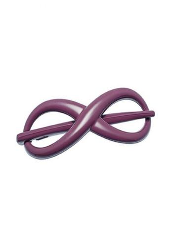 Evita Peroni purple Alexis Clip EV334AC0JMXAPH_1