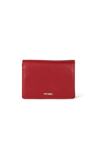 Picard red Picard Winchester Ladies Leather Bifold Wallet 5A4FCACEA95332GS_1