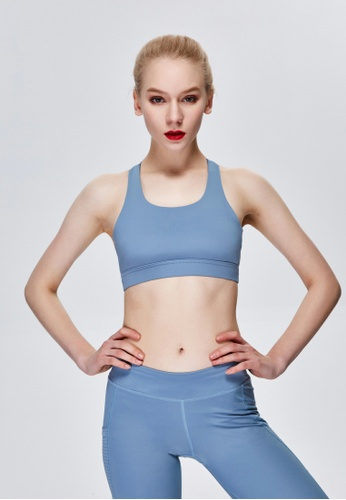 HAPPY FRIDAYS Sexy Yoga Fitness Sports Bra QF18-126 05D72AAA20A788GS_1